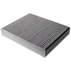 LAK 812 Filter, Innenraumluft MAHLE ORIGINAL in Original Qualität