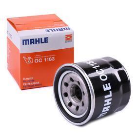 70598754 MAHLE ORIGINAL Anschraubfilter Innendurchmesser 2: 54,5mm, Ø: 65,5mm, Höhe: 66,2mm Ölfilter OC 1183 günstig kaufen