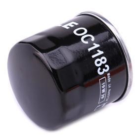 OC 1183 Wechselfilter MAHLE ORIGINAL - Markenprodukte billig