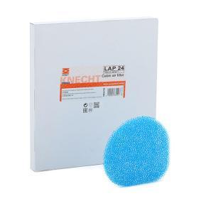Achetez et remplacez Filtre, air de l'habitacle LAP 24