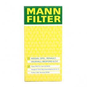 HU 618 x Ölfilter MANN-FILTER in Original Qualität