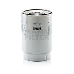 MANN-FILTER Bränslefilter WK 11 001 x - köp med 25% rabatt