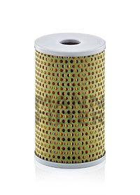 MANN-FILTER Filtr oleju do DAF - numer produktu: H 932/2 t