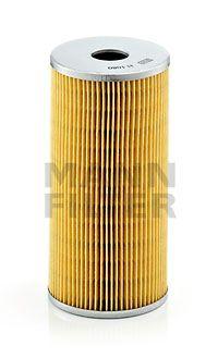MANN-FILTER MAN Olajszűrő - cikkszám: H 1060 n