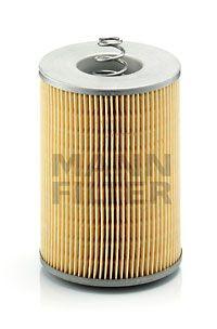 MANN-FILTER Ölfilter passend für MERCEDES-BENZ - Artikelnummer: H 1275 x