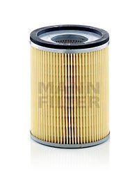 MANN-FILTER Filtro olio per MERCEDES-BENZ – numero articolo: H 1366 x