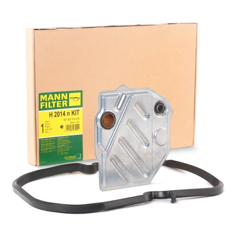 OE Original Automatikgetriebe Ölfilter H 2014 n KIT MANN-FILTER