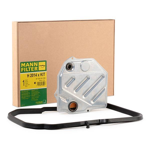 MANN-FILTER: Original Automatikgetriebe Ölfilter H 2014 x KIT ()