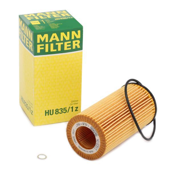 HU 835/1 z MANN-FILTER Ölfilter Bewertung