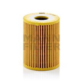HU 719/3 x Ölfilter MANN-FILTER in Original Qualität