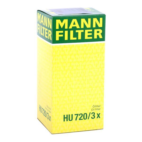 HU720/3x Ölfilter MANN-FILTER Erfahrung