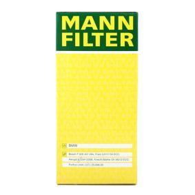 HU 720/3 x Ölfilter MANN-FILTER in Original Qualität