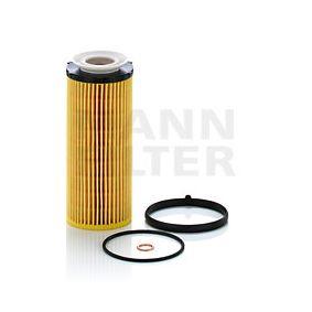 HU 720/3 x Ölfilter MANN-FILTER Test