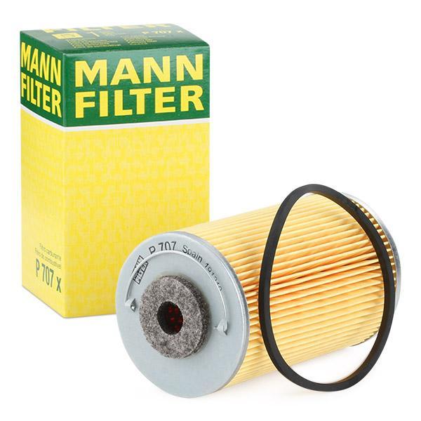 MANN-FILTER | Kraftstofffilter P 707 x