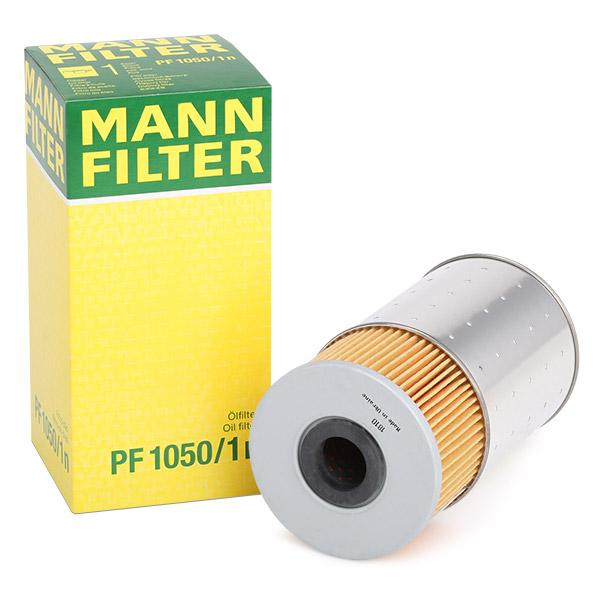 MANN-FILTER | Filtr oleju PF 1050/1 n