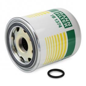 TB1374x Lufttrocknerpatrone, Druckluftanlage MANN-FILTER TB 1374 x - Große Auswahl - stark reduziert