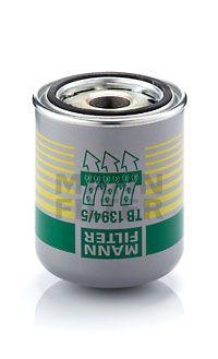 Cartouche de dessicateur, système d'air comprimé MANN-FILTER pour VOLVO, n° d'article TB 1394/5 x