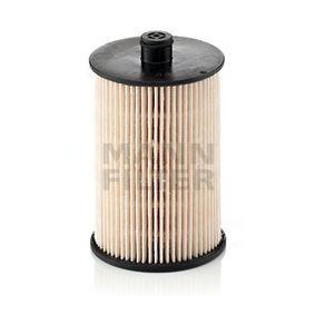 PU823x Kuro filtras MANN-FILTER - Sumažintų kainų patirtis