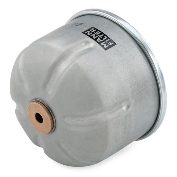 ZR 700 x Alyvos filtras MANN-FILTER - Pigus kokybiški produktai