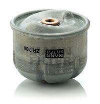ZR700x Alyvos filtras MANN-FILTER - Sumažintų kainų patirtis
