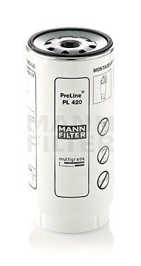 PL 420 x MANN-FILTER Brændstof-filter til DAF XF - køb nu