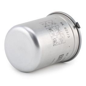 WK 823/3 x Spritfilter MANN-FILTER - Markenprodukte billig