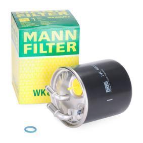 WK 820/2 x Spritfilter MANN-FILTER - Markenprodukte billig