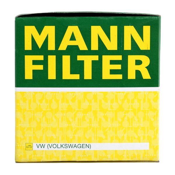 W 712/95 Olejový filter MANN-FILTER Test