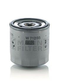 W 712/95 Filtre à huile MANN-FILTER Test