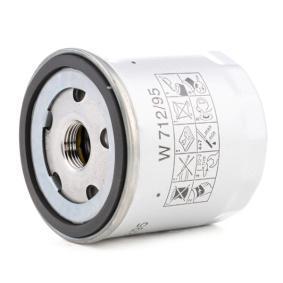 W71295 Oljni filter MANN-FILTER W 712/95 - Ogromna izbira