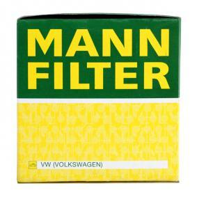 W 712/95 Oljni filter MANN-FILTER originalni kvalitetni