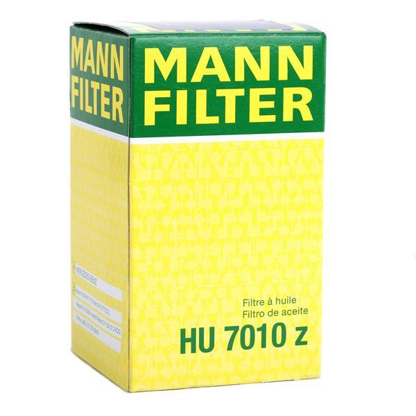 HU 7010 z Motorölfilter MANN-FILTER in Original Qualität