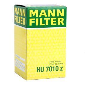 HU7010z Filtro olio MANN-FILTER esperienza a prezzi scontati