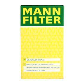 HU 7010 z Õlifilter MANN-FILTER originaal kvaliteediga