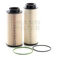 MANN-FILTER Palivovy filtr PU 10 003-2 x - nakupujte s 30% slevou