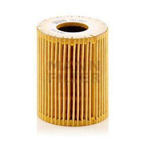 For cars gasket set Oil filter set with gasket Original MANN-FILTER Oil Filter HU 7008 Z
