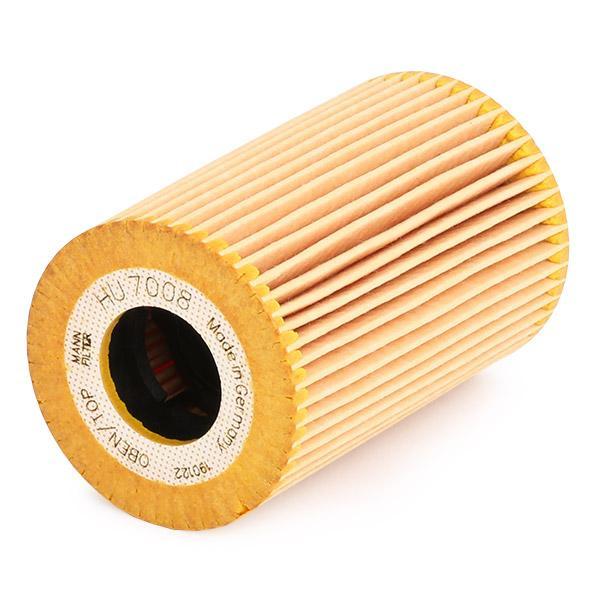 Olejový filter HU 7008 z od MANN-FILTER