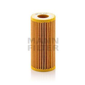 HU 6002 z Ölfilter MANN-FILTER - Markenprodukte billig