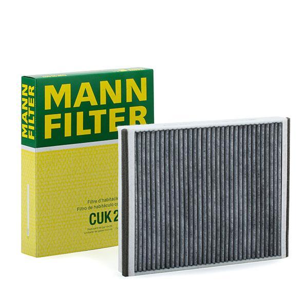 Filter, Innenraumluft MANN-FILTER CUK 25 007 Bewertungen