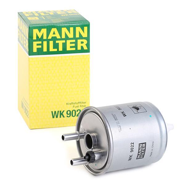 MANN-FILTER: Original Dieselfilter WK 9022 (Höhe: 123mm)