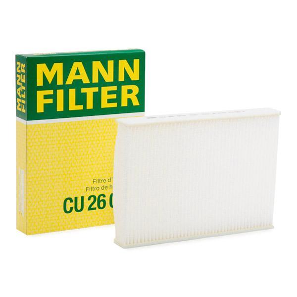 Incalzire CU 26 006 cu un raport MANN-FILTER calitate/preț excepțional
