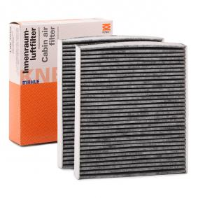 LAO467S MAHLE ORIGINAL Aktivkohlefilter Breite: 207,0mm, Höhe: 30,0mm Filter, Innenraumluft LAK 467/S günstig kaufen