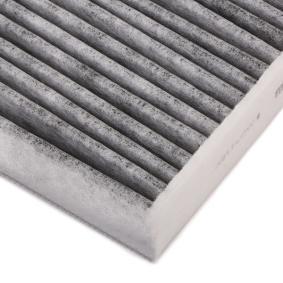 LAK 467/S Filter, Innenraumluft MAHLE ORIGINAL - Markenprodukte billig