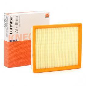 Original MAHLE Luftfilter LX 2077//4 Air Filter