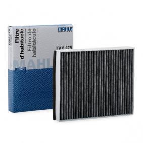 Filter, kupéventilation LAK 875 VOLVO V40 Kombi till rabatterat pris — köp nu!