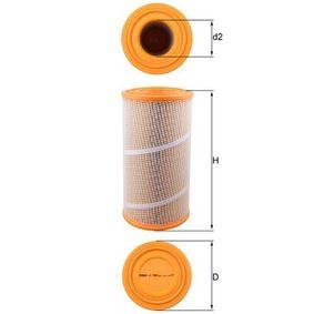 Luftfilter MAHLE ORIGINAL LX 7080 mit 34% Rabatt kaufen