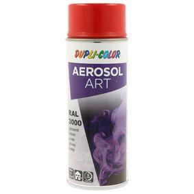 732959 DUPLI COLOR Aerosol Art RAL 3000 gl. 400 Sprühdose, 3000, Inhalt: 400ml RAL-Lack 732959 günstig kaufen