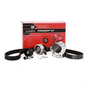 WP0040 GATES mit Wasserpumpe, FleetRunner™ Micro-V® Stretch Fit® Wasserpumpe + Zahnriemensatz KP35623XS-1 günstig kaufen