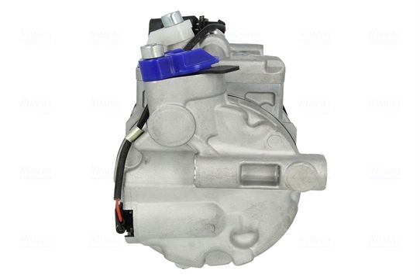 89415 Kompressor, Klimaanlage NISSENS 89415 - Große Auswahl - stark reduziert