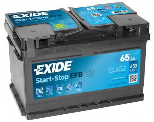 Original IVECO Starterbatterie EL652